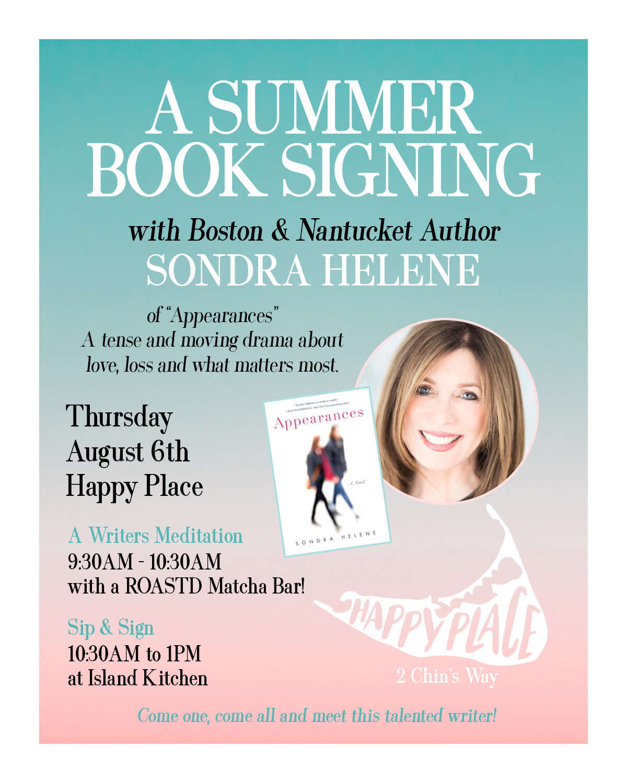 Events | Sondra Helene